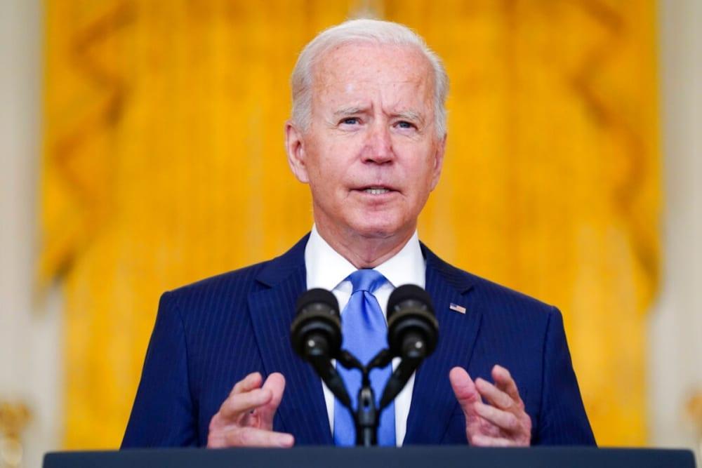 El logro de Biden
