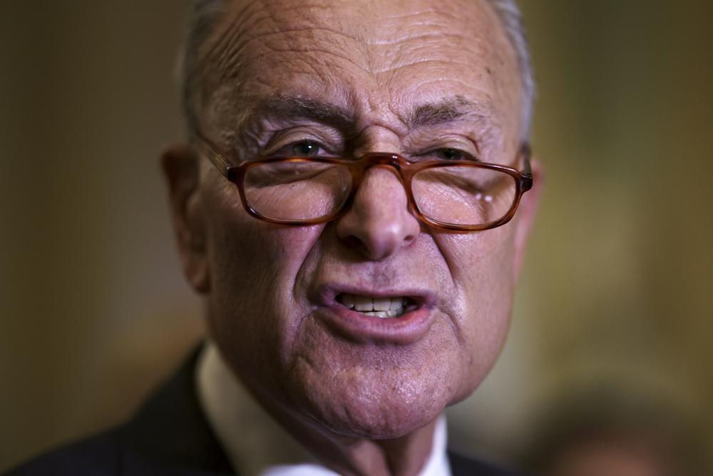 Cámara vota evitar cierre: Líderes demócratas encabezan votación
