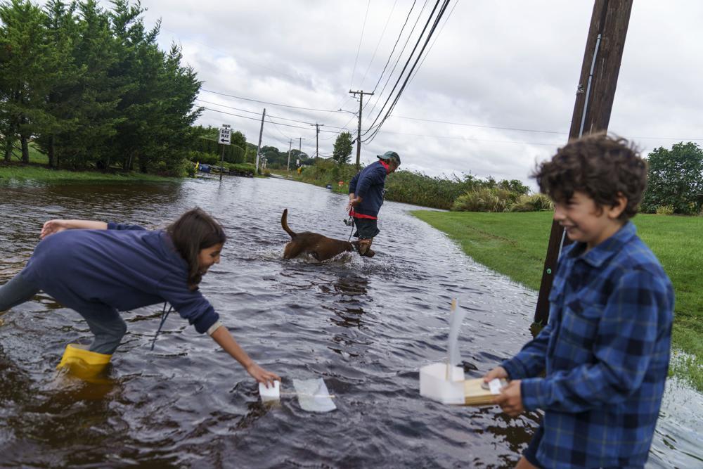 New York Floods: Deadly Risk