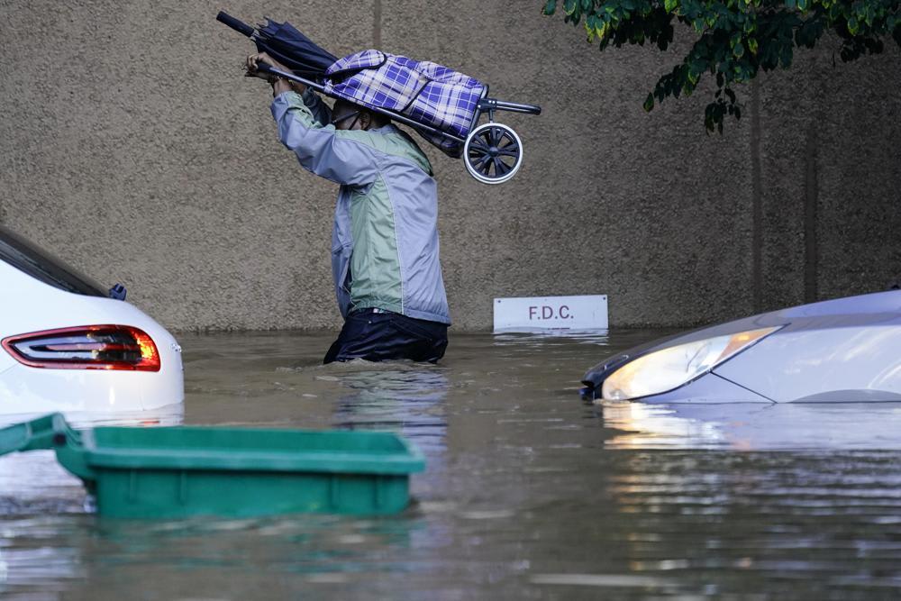 New York Floods: Biden Promises Help