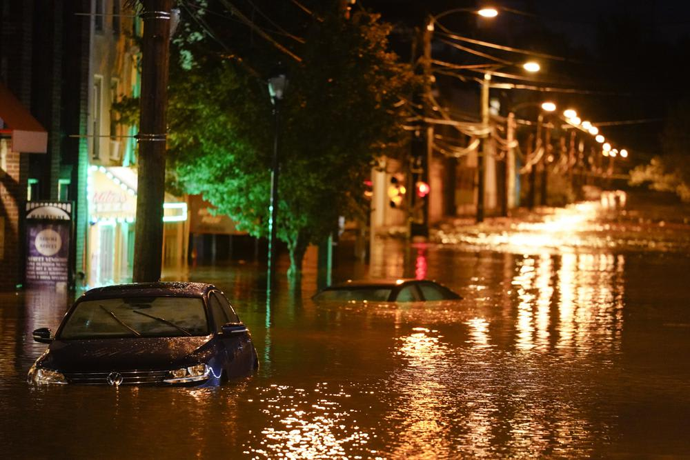 Floods New York: Ida unleashes chaos and death in the northeast of the country