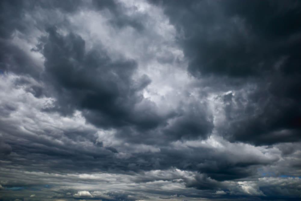 Sorprende formación de extraños rostros en nubes, dicen que sin demonios (VIDEOS)