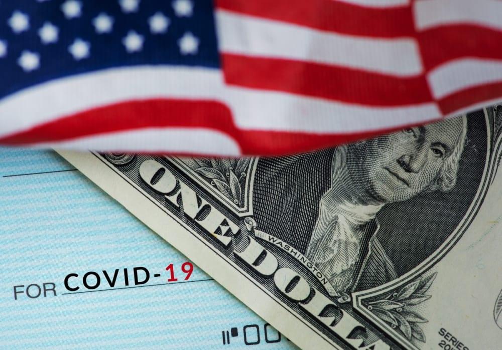 cheque de estímulo