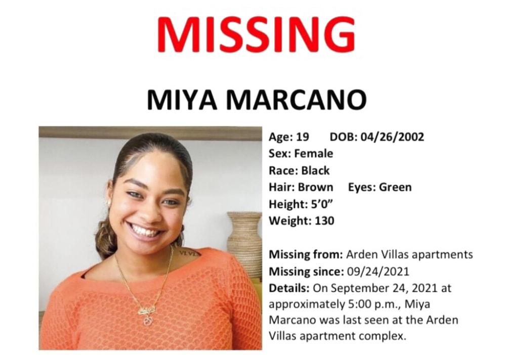 Horrible final: Revelan cómo encontraron el cuerpo de Miya Marcano