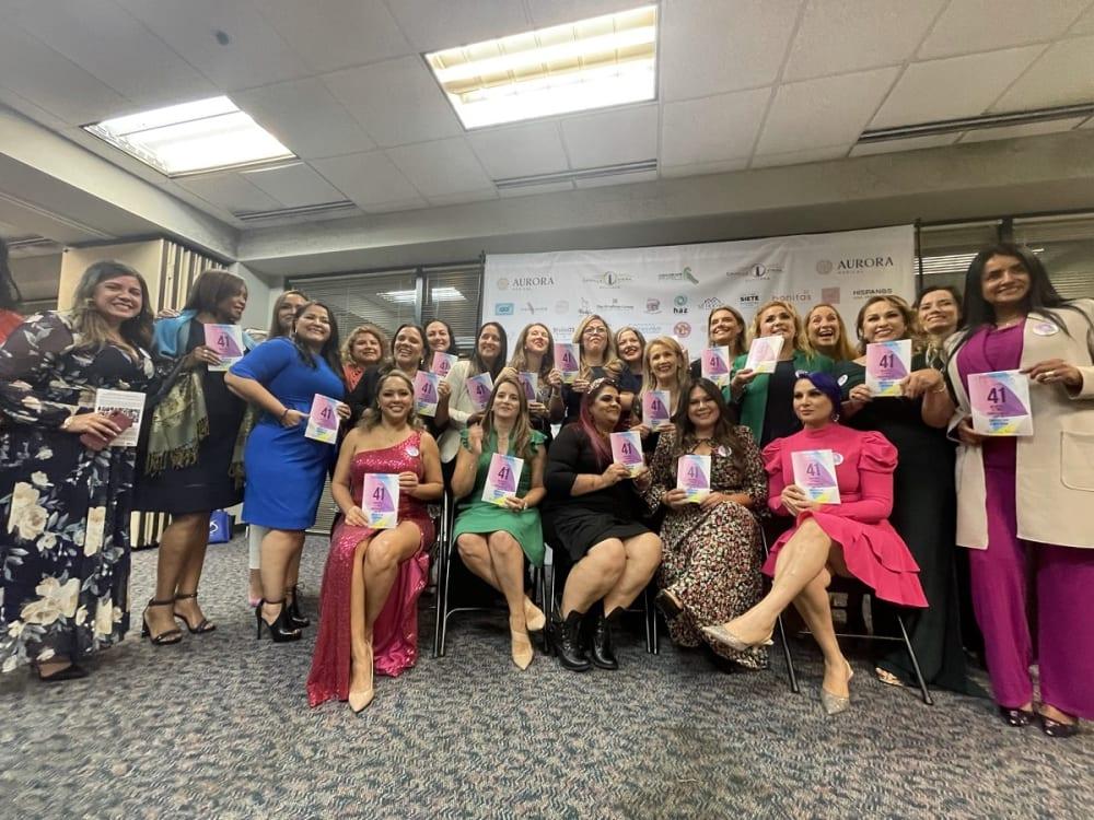 Inspiración Hispana: un libro sobre mujeres de éxito en Atlanta