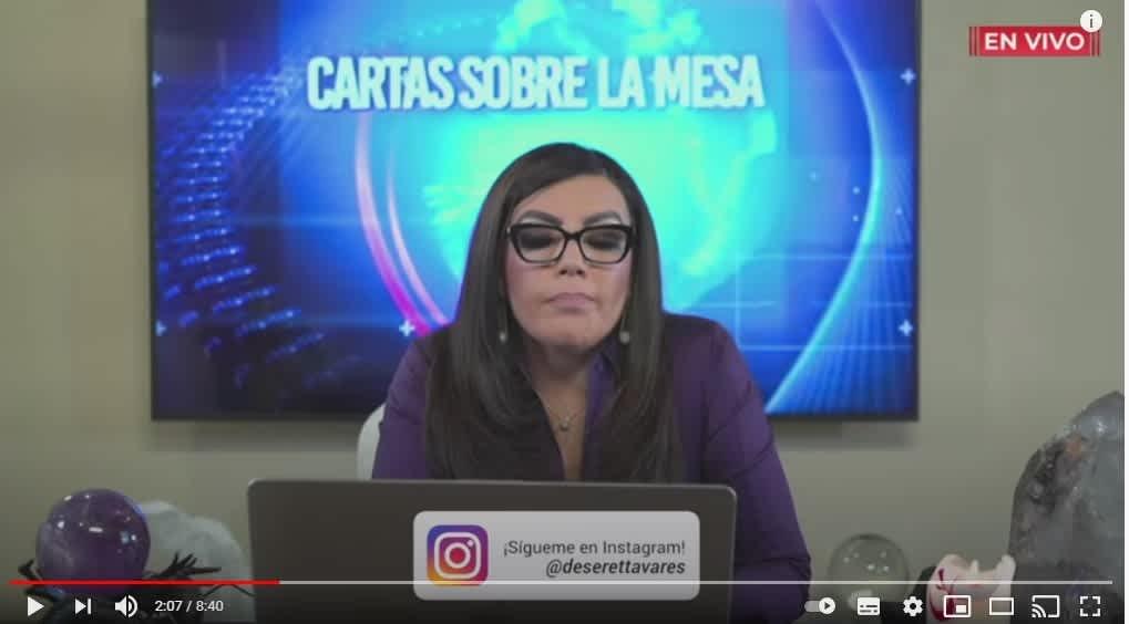 Vidente Deseret Tavares Reforma Migratoria Biden AMLO