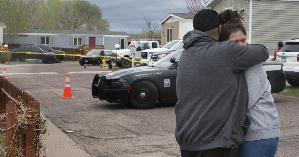 Revelan identidad de la familia latina masacrada en una fiesta en Colorado