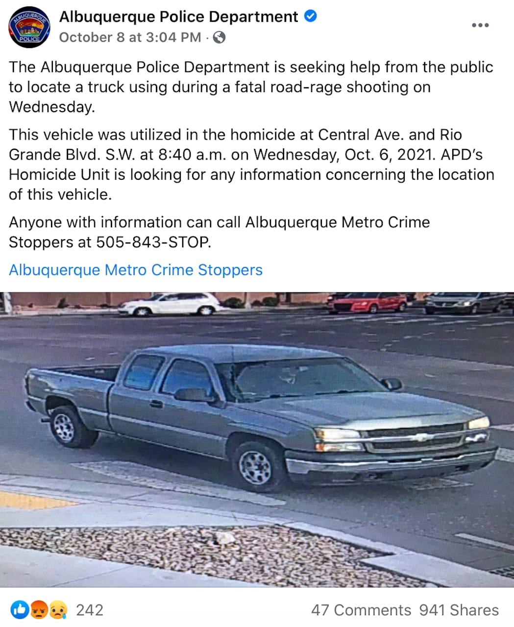 Decenas de testigos vieron el crimen contra Nelson Gallegos Jr.