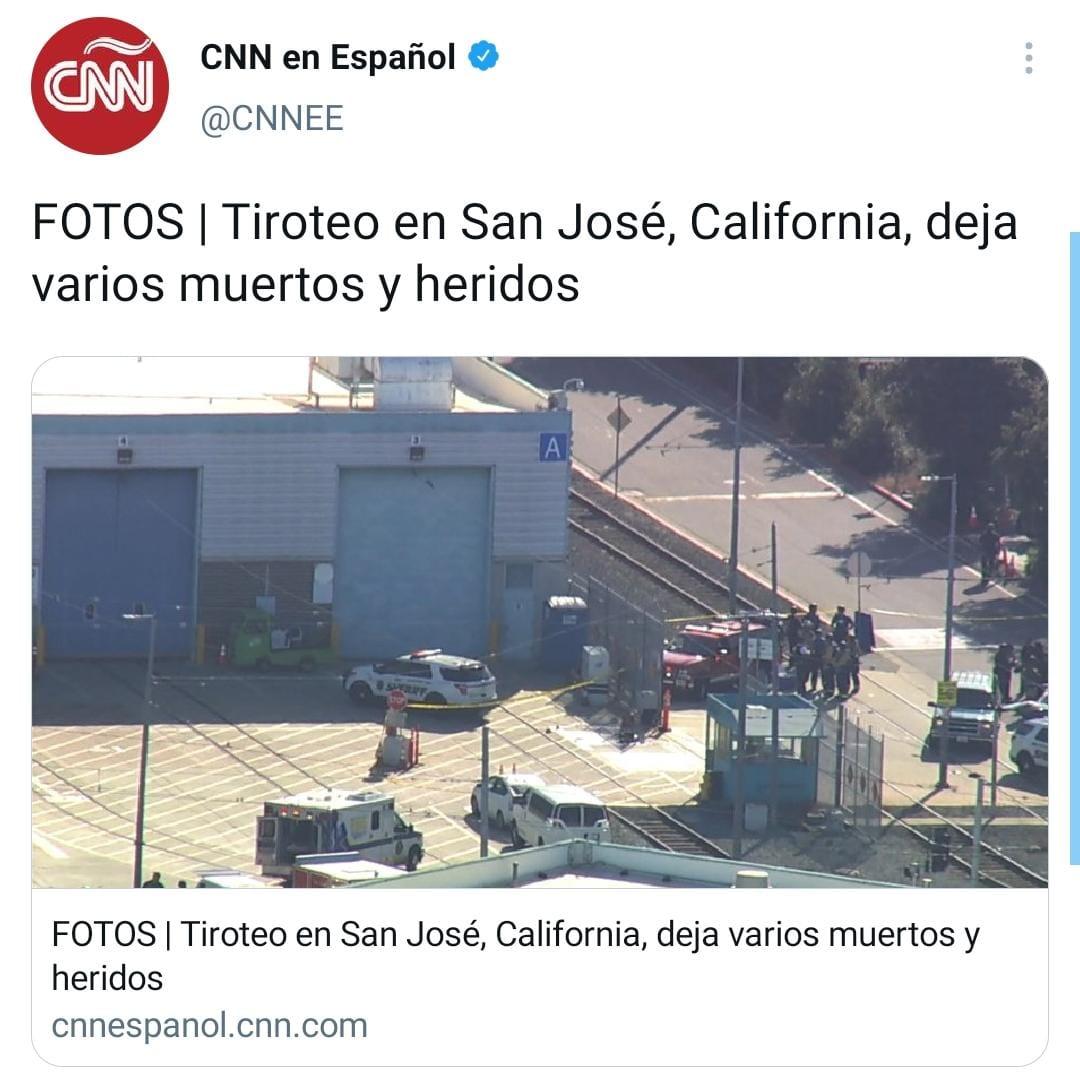 Víctimas Tiroteo California