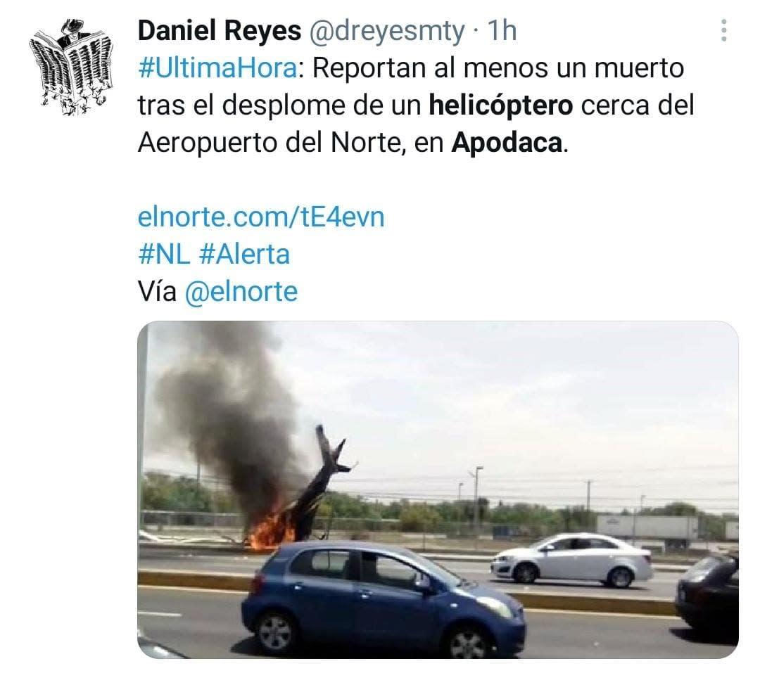 Avioneta Arkansas, accidente