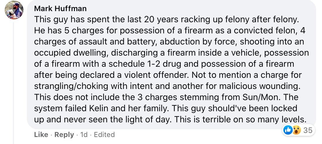 ¿Por qué asesinaron a Kelin Mirei Pacheco White?