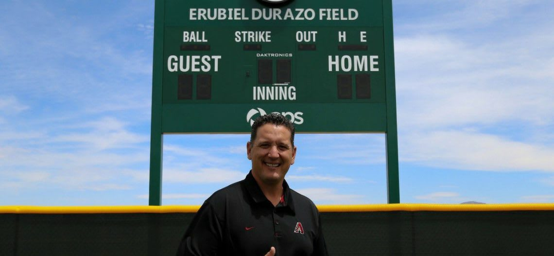Erubiel Durazo, Arizona Diamondbacks.
