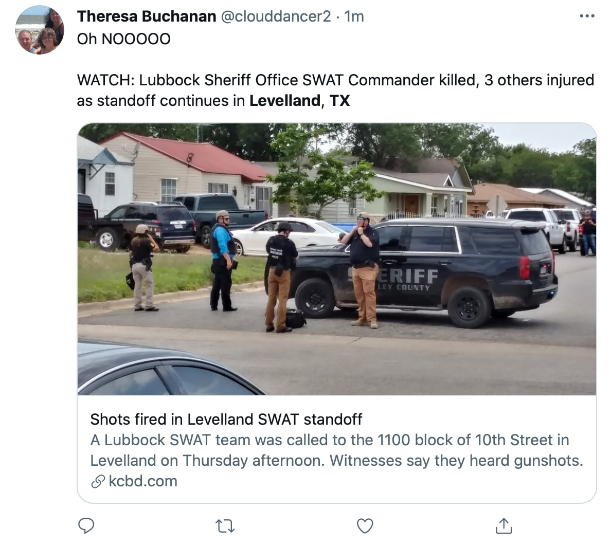 Federal agents flock to the scene of the Texas shooting