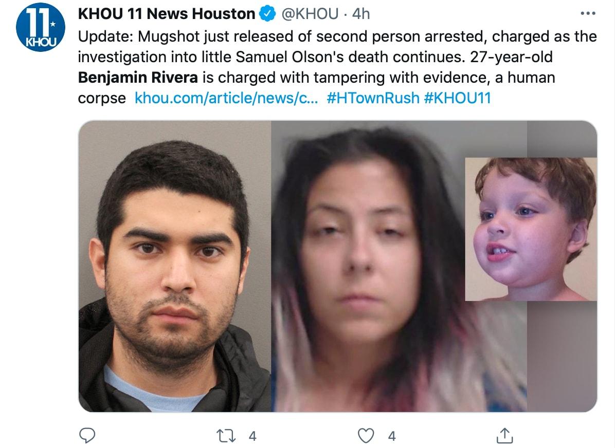 La mujer había reportado como desaparecido al menor