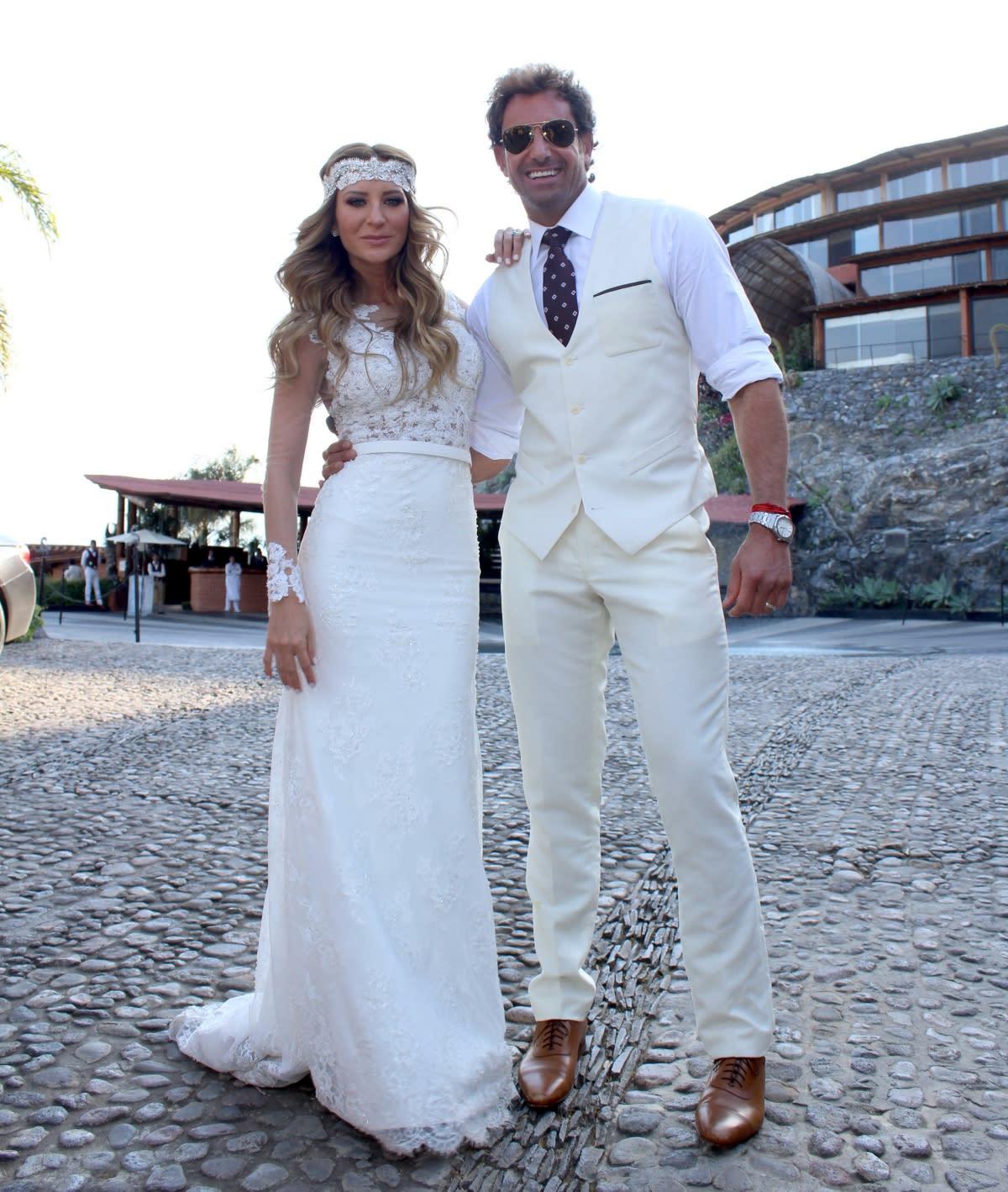 Gabriel Soto gana demanda millonaria por foto en que sale con Marjorie de Sousa