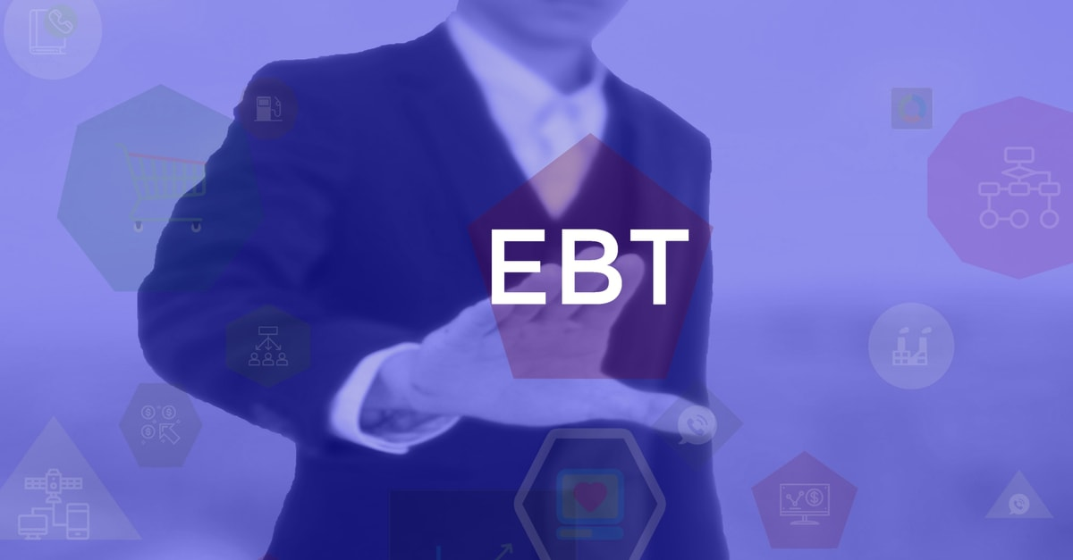Electronic Benefit Transfer - business concept