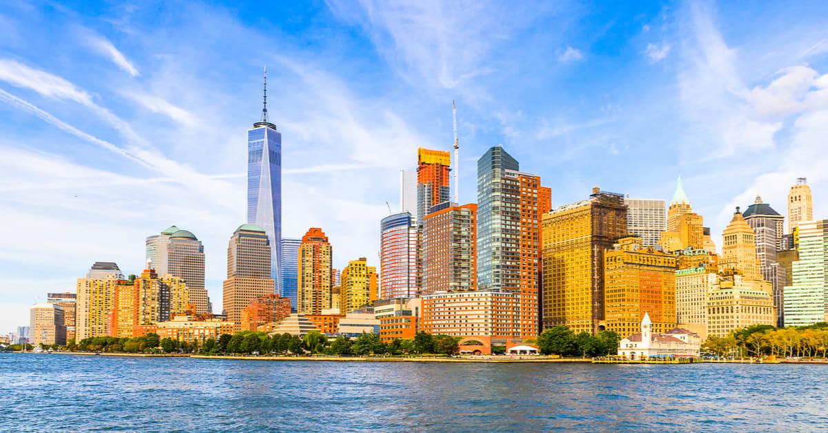 Sueldo vista Manhattan