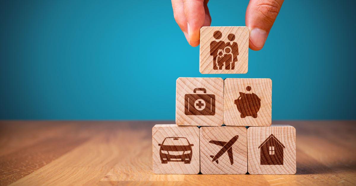 El cliente de la compañía de seguros asume el concepto de seguro completo