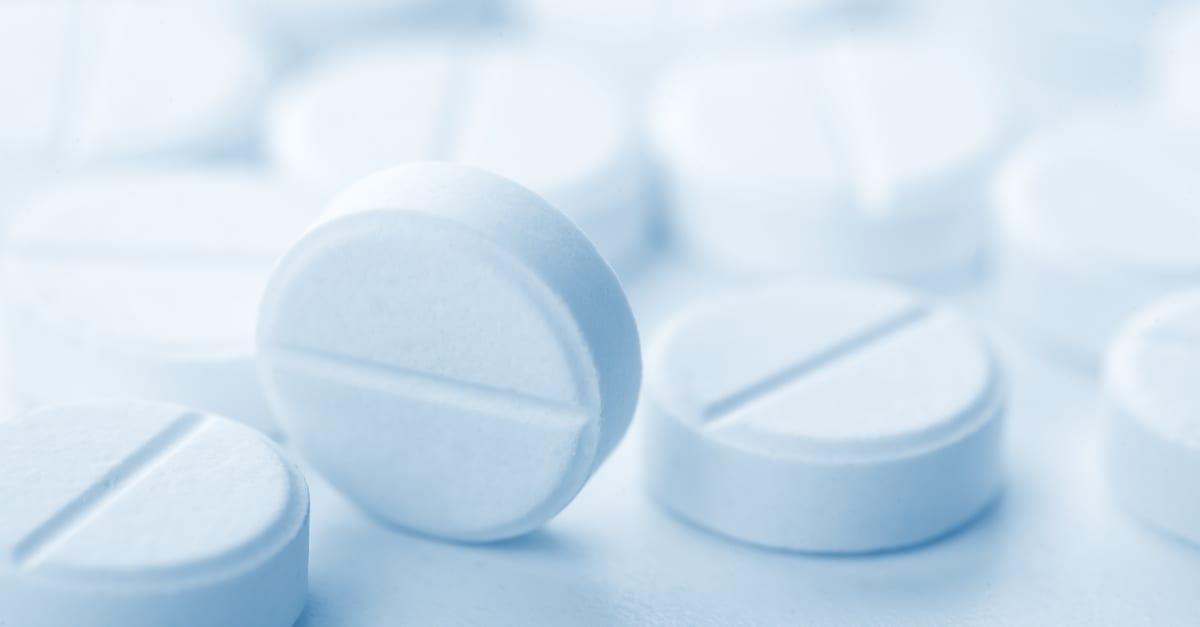 Medicamentos en forma de pastillas