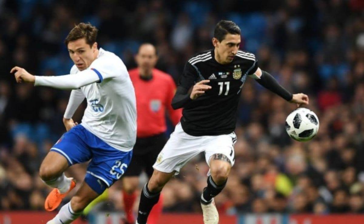 Argentina e Italia jugarán de nuevo.