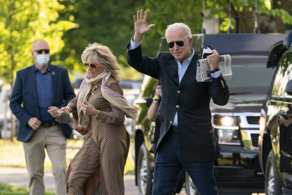 Revelan ganancias de Joe Biden, pero termina 'humillado' por biden Kamala Harris