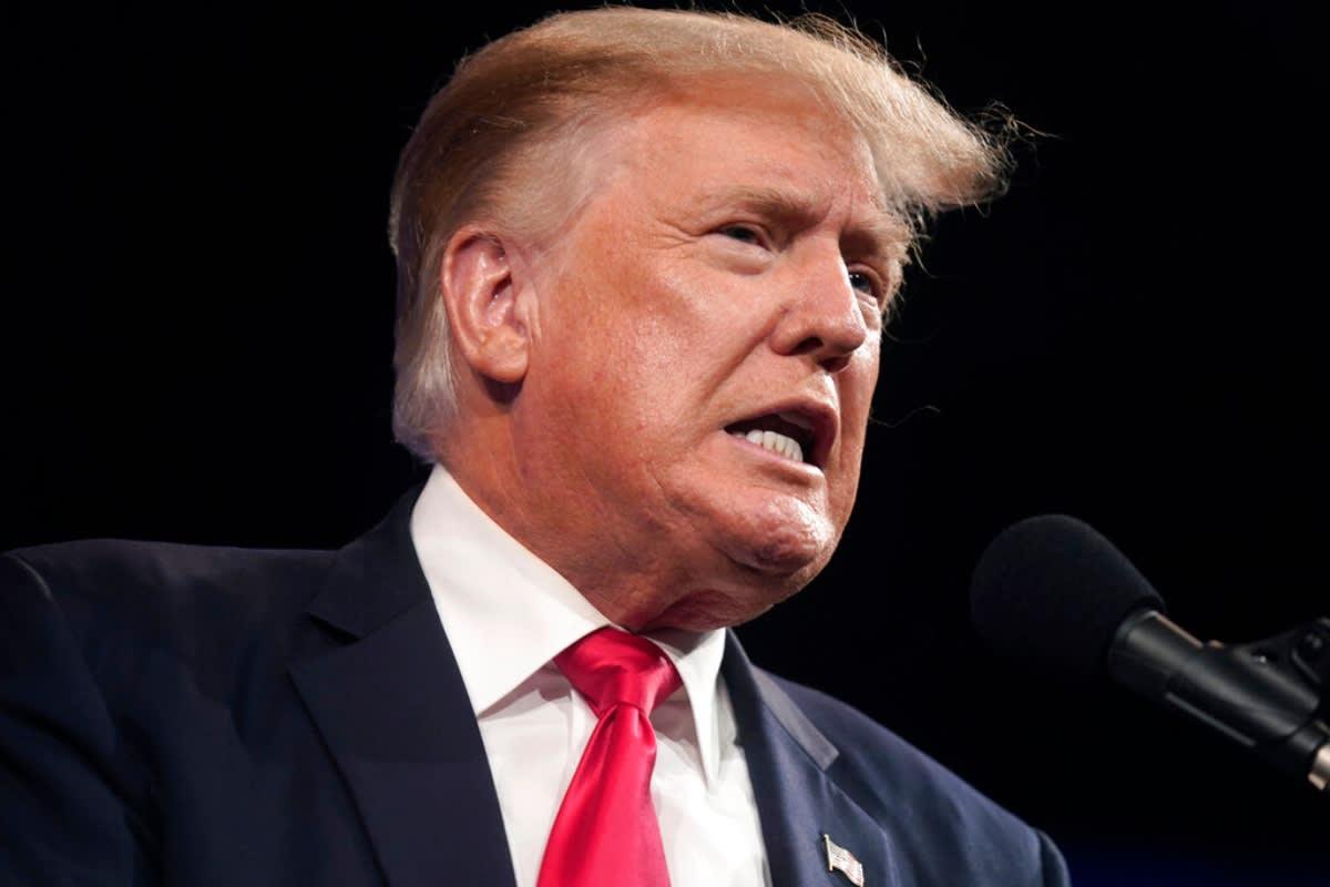 Trump quedó fuera de lista