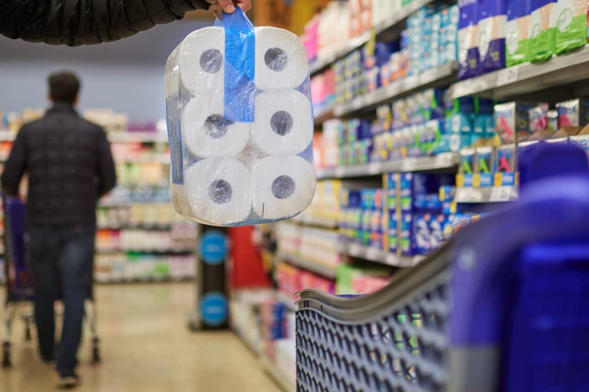 aumento papel higiénico