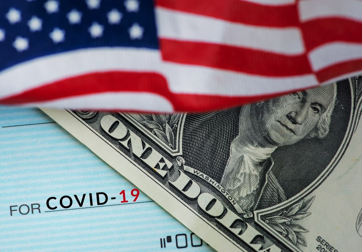 cheques de estímulo plus-up
