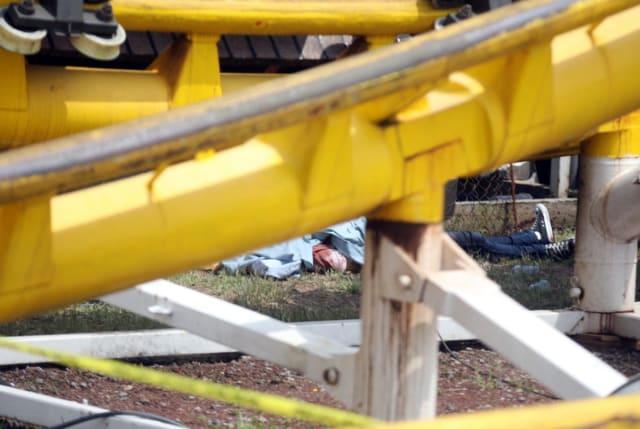 Chapultepec accidente montaña rusa Feria de Chapultepec