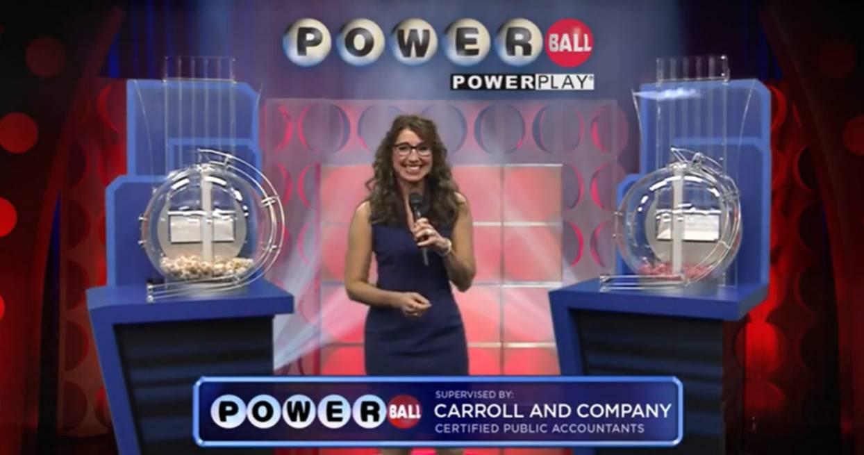 Powerball números ganadores (sorteo)