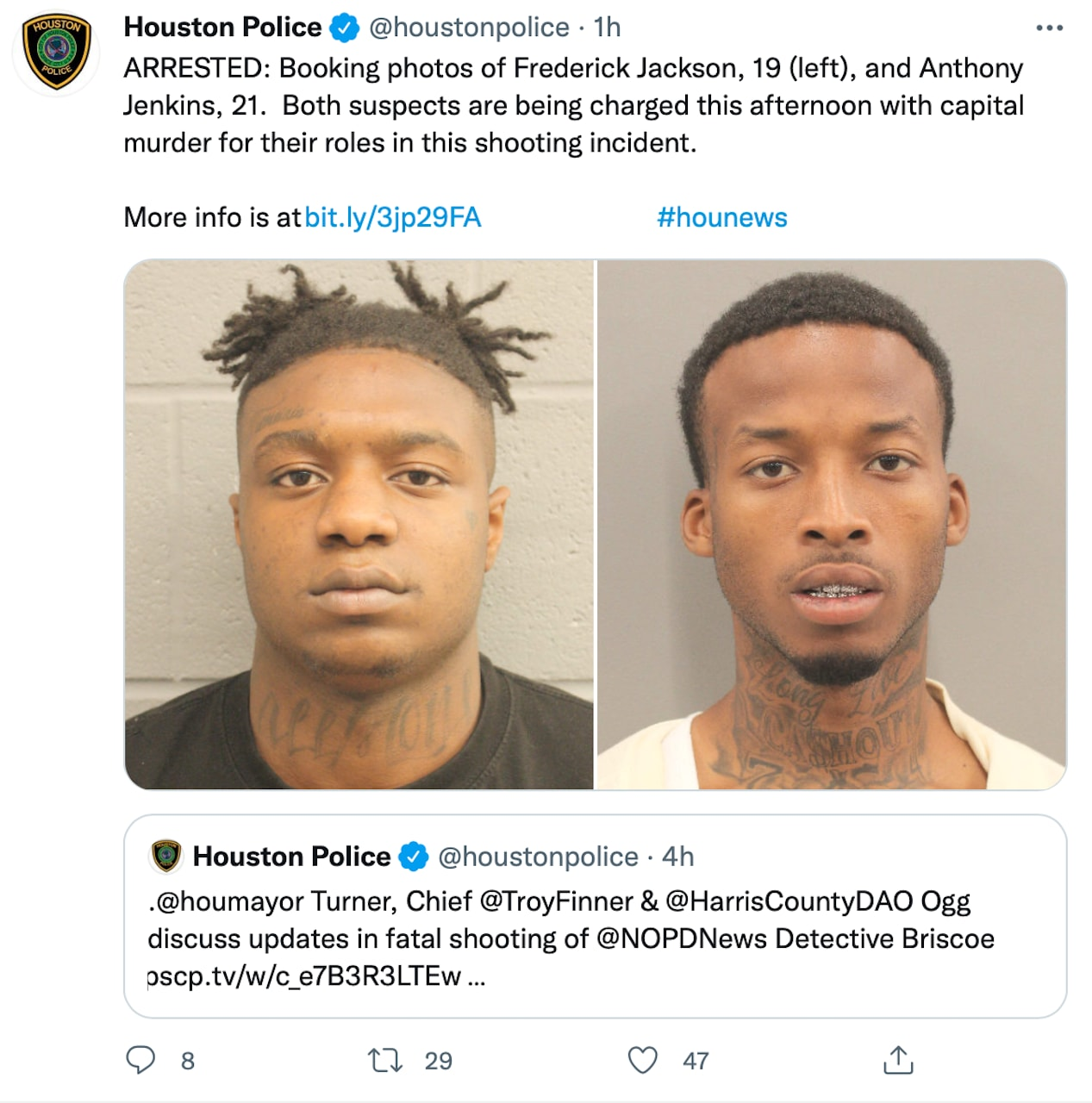 Harris County Prosecutor calls for severity in case