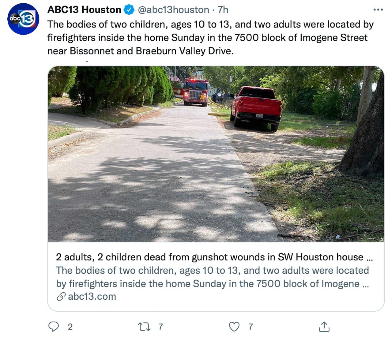The tragedy of firearm deaths