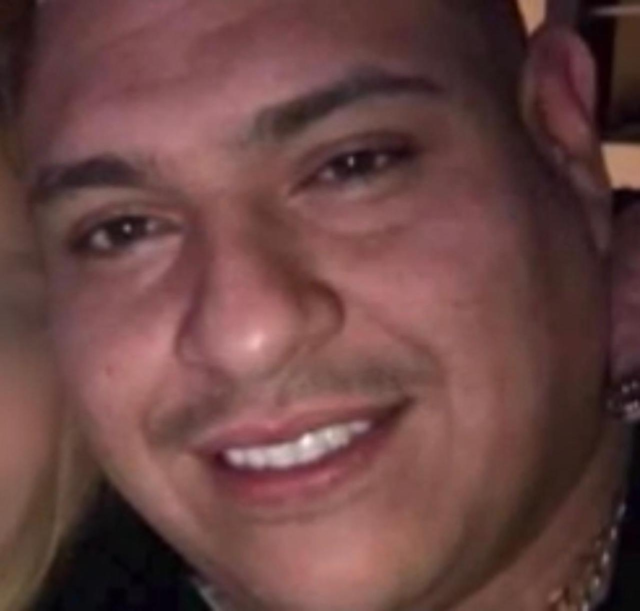 Miguel Vásquez, en una foto proporcionada por su familia