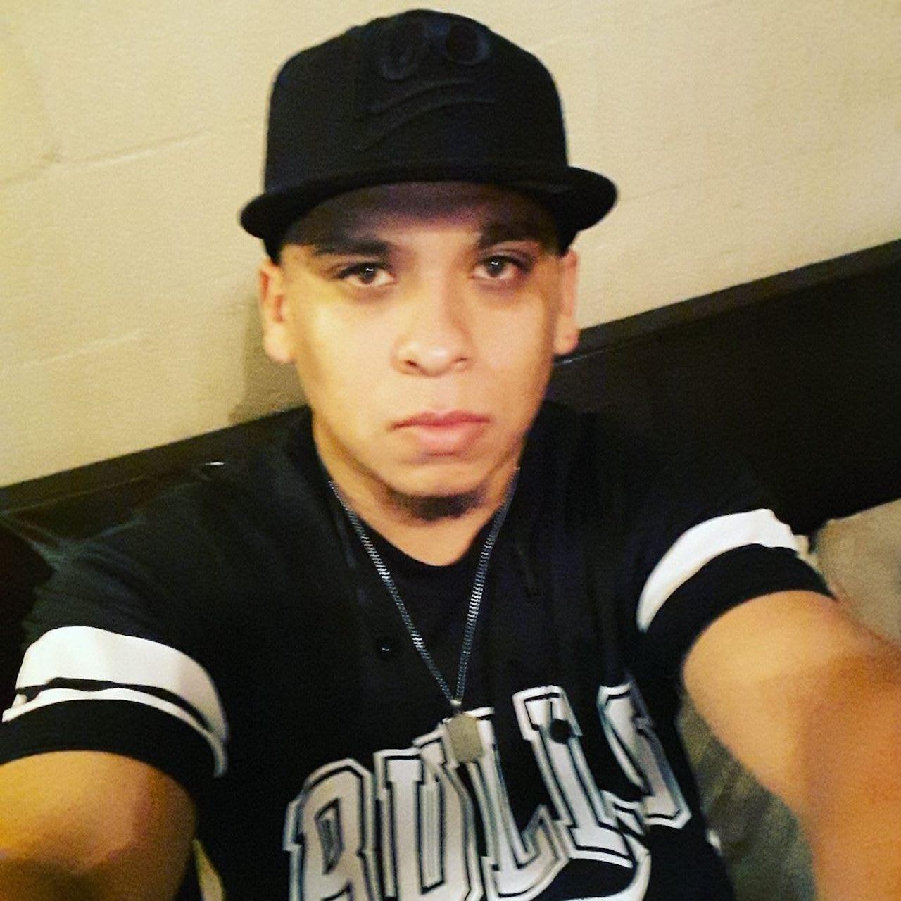 Christopher Reyes, en una foto proporcionada por su familia