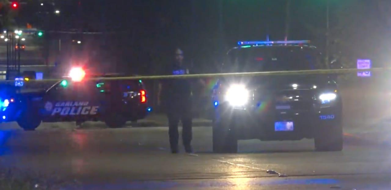 Three men found shot to death