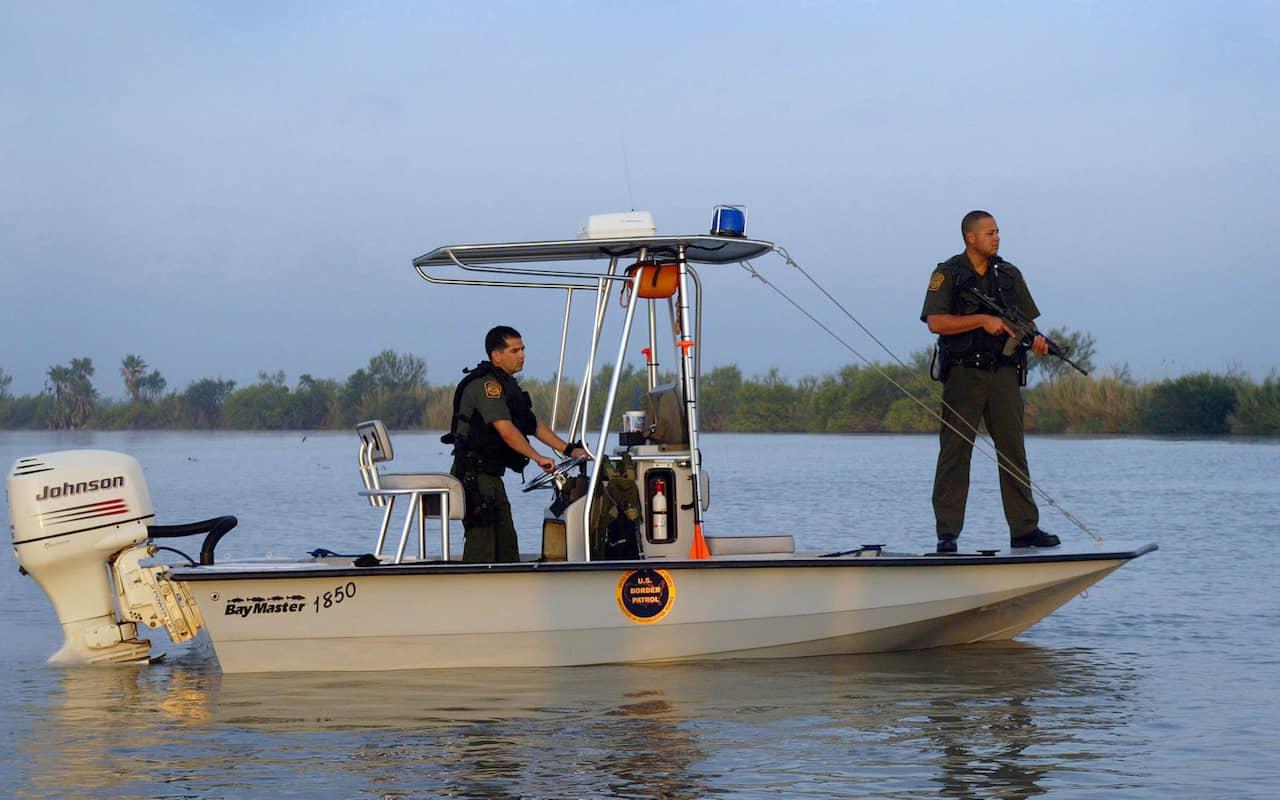 Eulalio Rodríguez Border Patrol