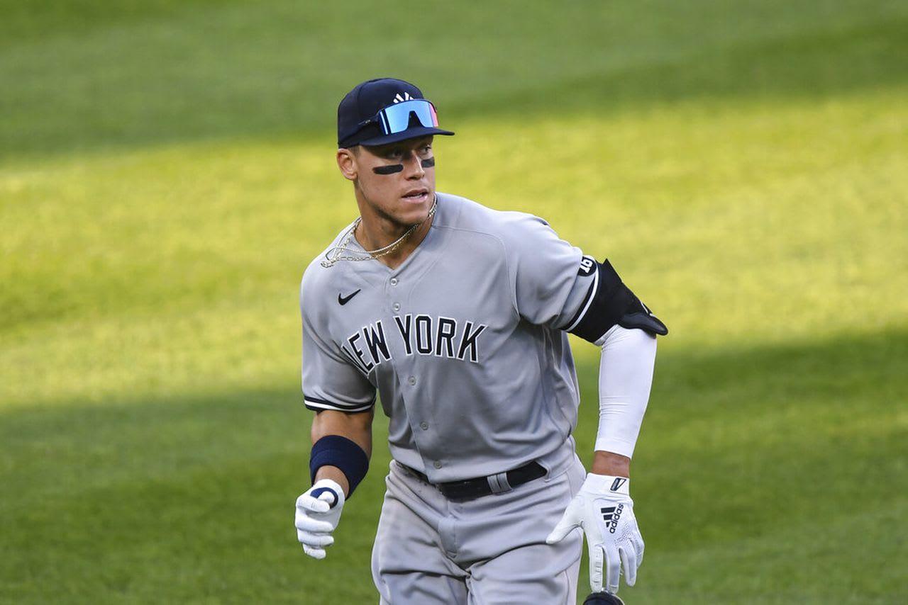 Aaron Judge Yankees.