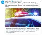 Policía de Gwinnett usa taser contra mujer negra y el video del arresto se vuelve viral Cámaras corporales revelan muerte de hispano a manos de la policía
