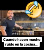 Lupillo mujeres ruido cocinan