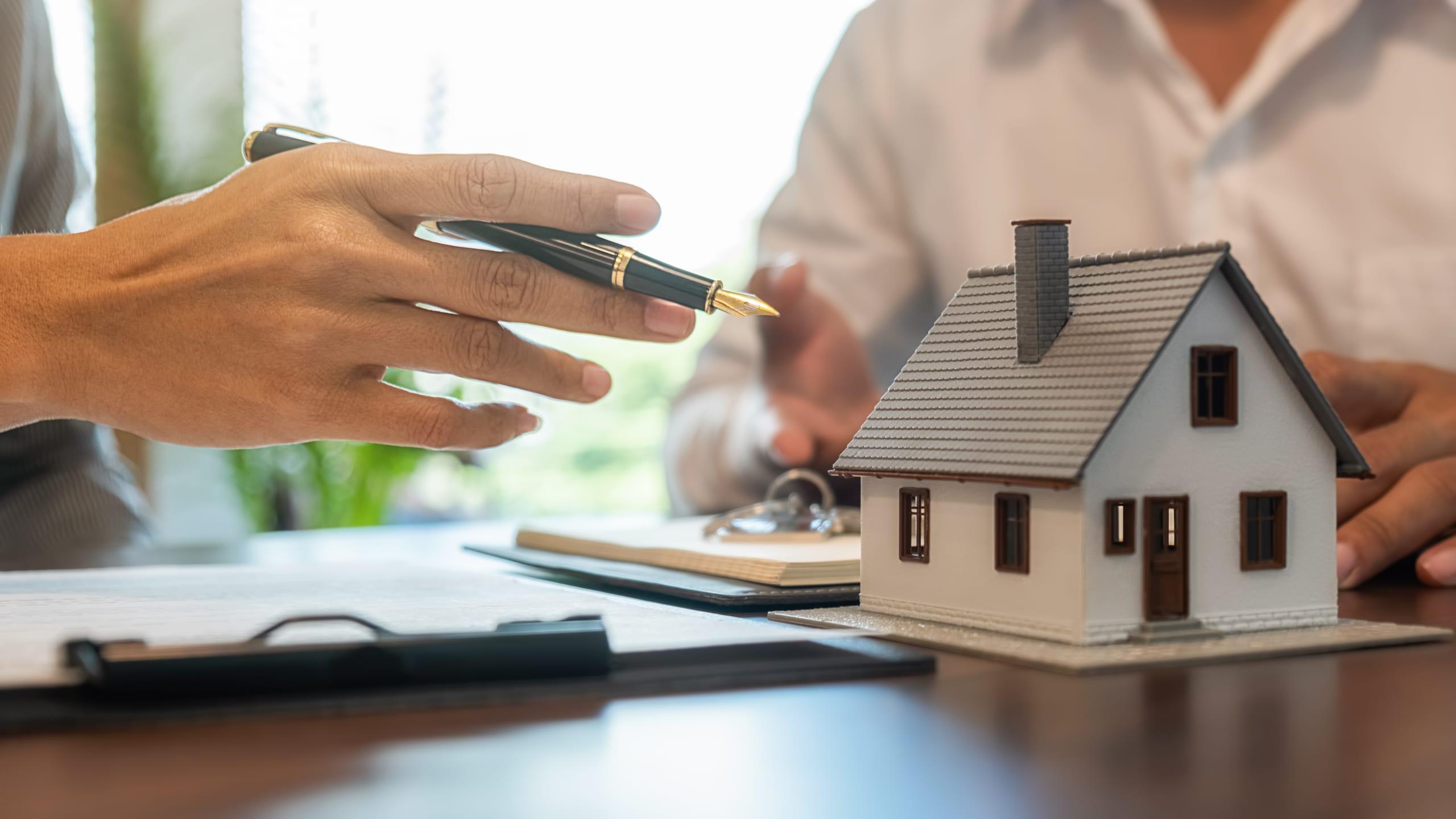 Comprar casa tasas interés