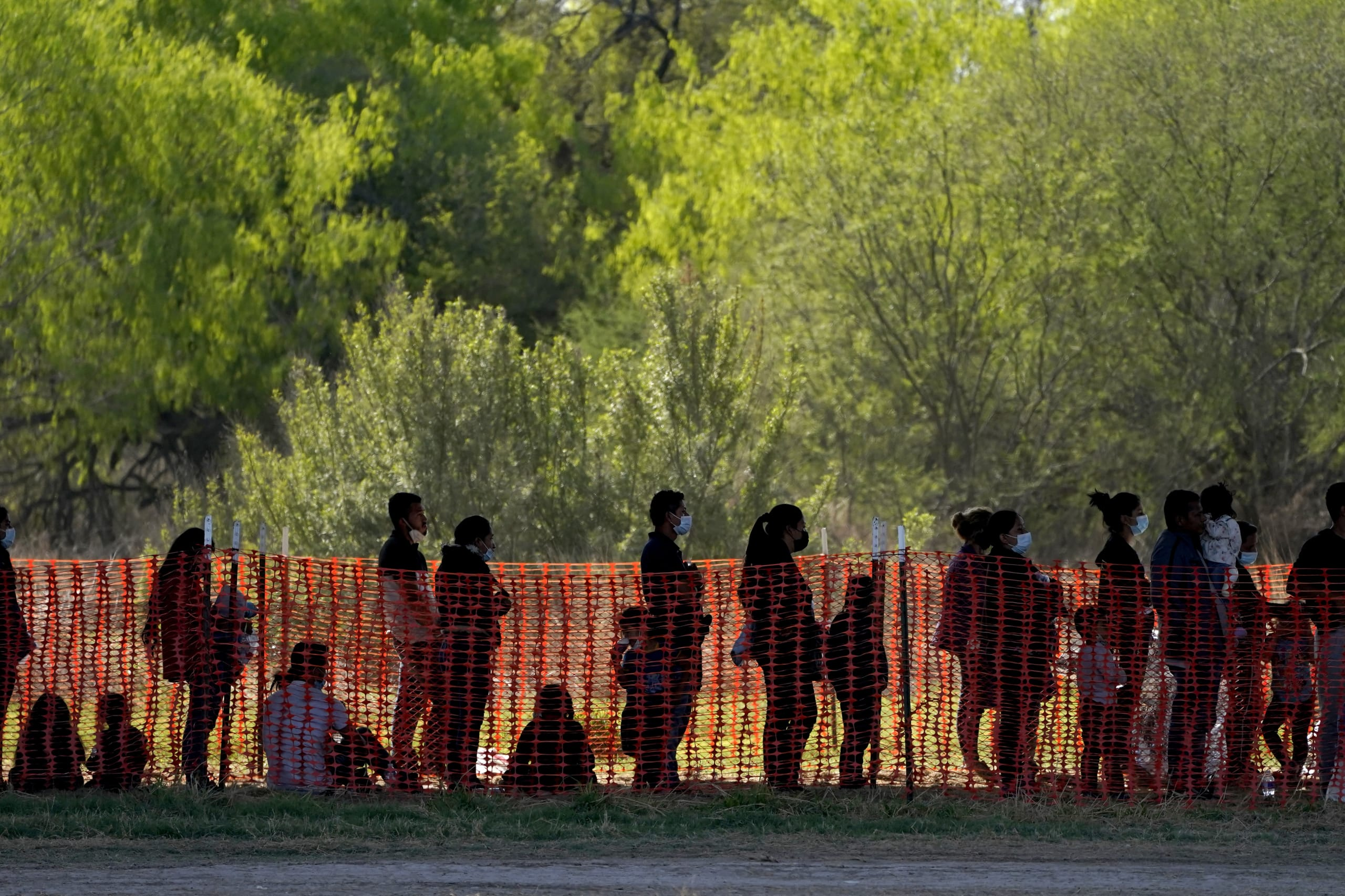 Niños migrantes custodia