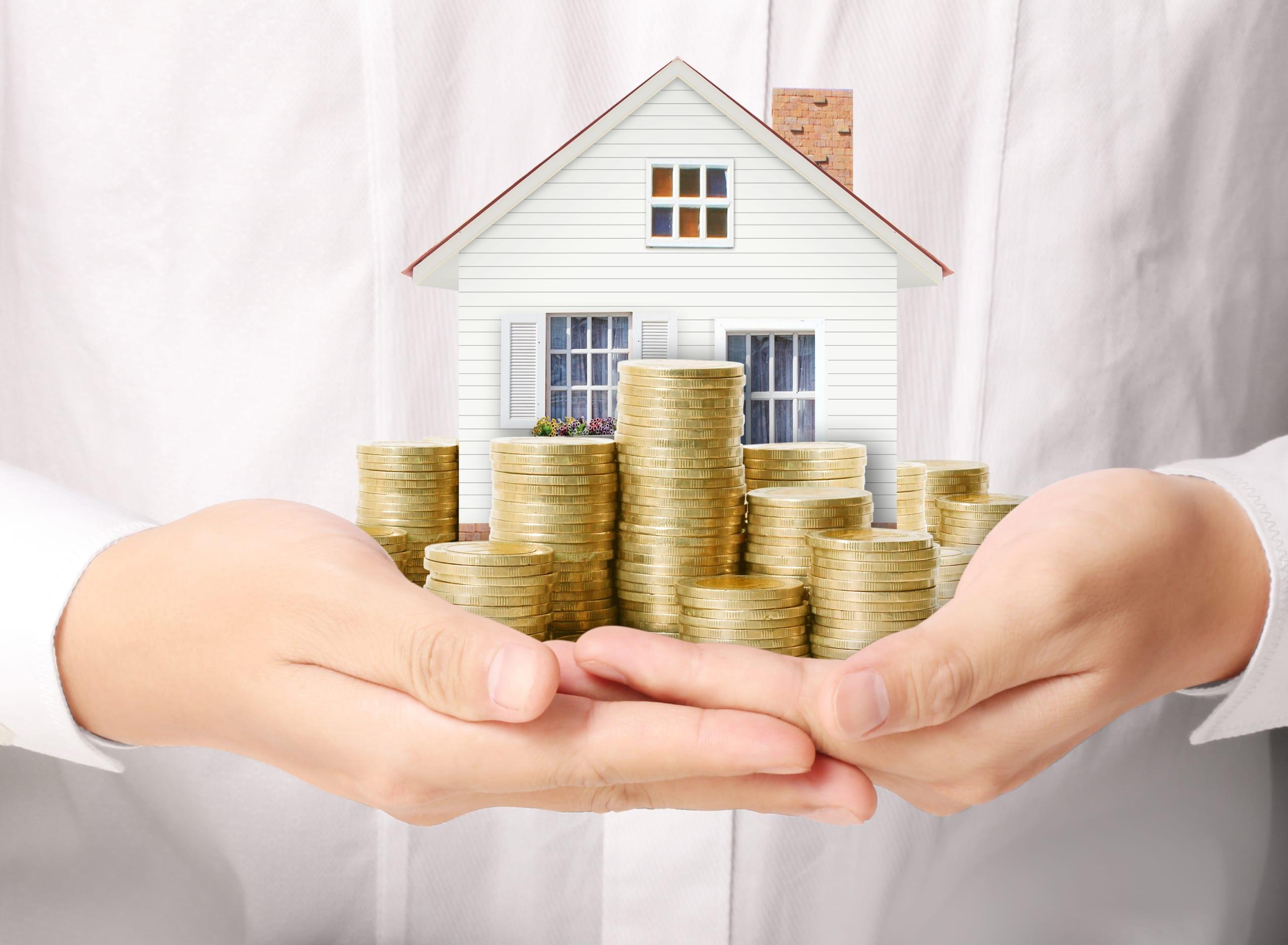 Comprar casas tasas interés