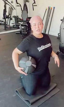 Hija de Jenni Rivera gasta dinero en el gym (IG)