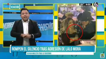 """""""I feel very sorry""""; Lalo Mora reappears after scandal and apologizes for touching his fans"""