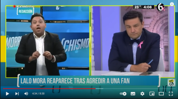 Apologizes; Lalo Mora reappears after scandal and apologizes for touching his fans
