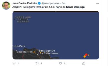 Santo Domingo República Dominicana sismo