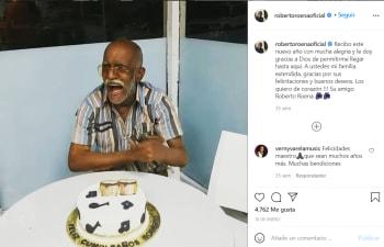 Sufrió un infarto; Se da a conocer la muerte de reconocido artista de la música salsa