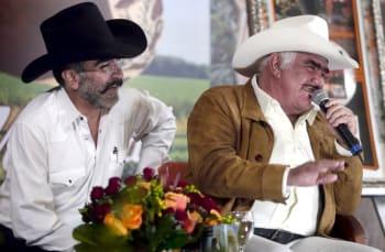 Acusan de crimen y secuestro a la novia de Vicente Fernández Jr y ella impactada responde