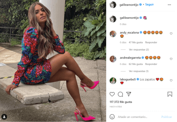 She was taken to the hospital;  They assure that Galilea Montijo is in delicate health