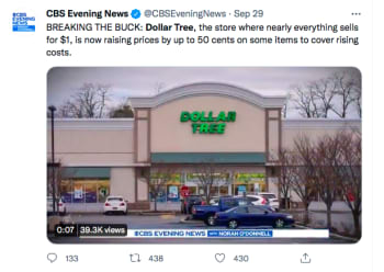 Dollar Tree precios